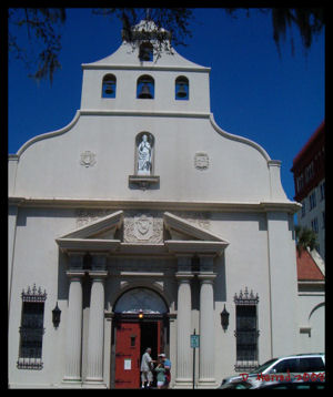 Cathedral-Basilica of St. Augsutine