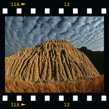 The Badlands, South Dakato