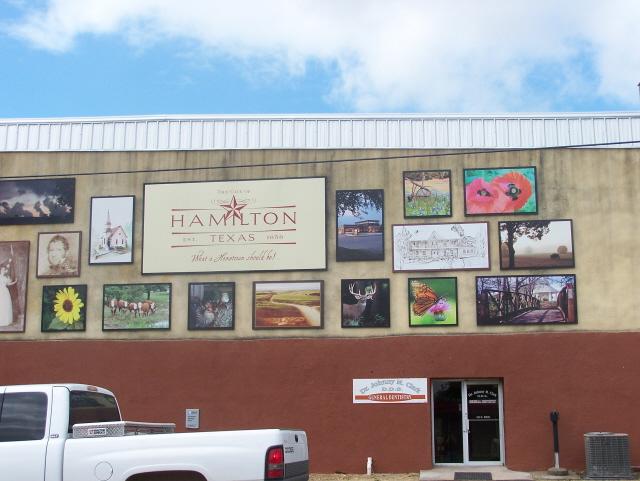 Hamilton County Collage