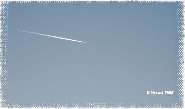 Jet trails