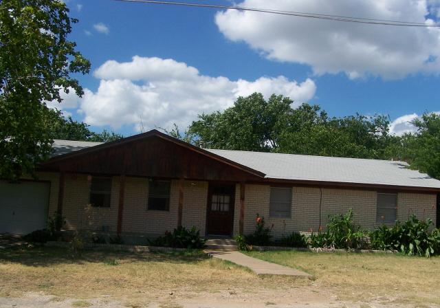 My grandmother\'s house.
