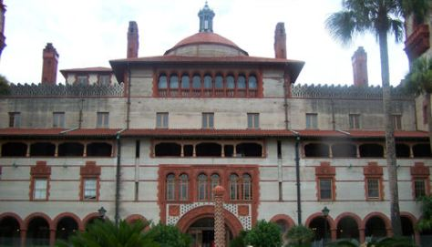 Considered on of the premire examples of Spanish Renaissance the Ponce de Leon was one of three Flagler Hotels to survive the Depression
