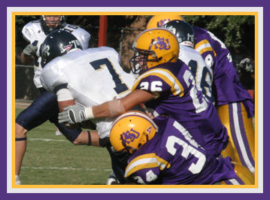 The 2008 season is a off to a good start with 24-23 win over UW-La Crosse.