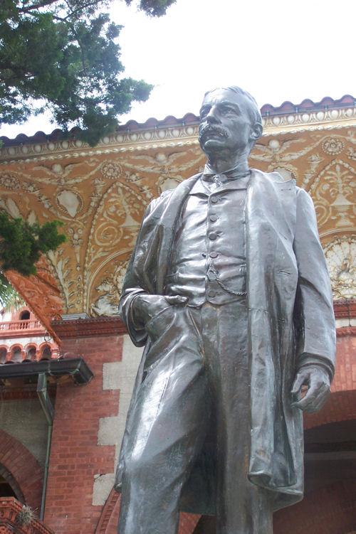 Statue of Henry Flagler
