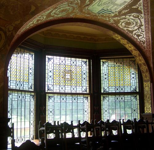Tiffany Glass windows