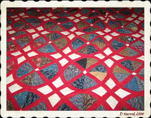 My quilt.