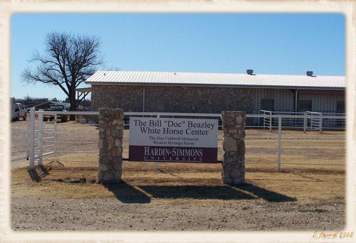 Doc Beazley, White Horse Center