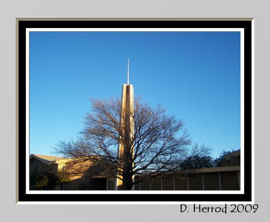First Baptist Church, Big Spring, Texas