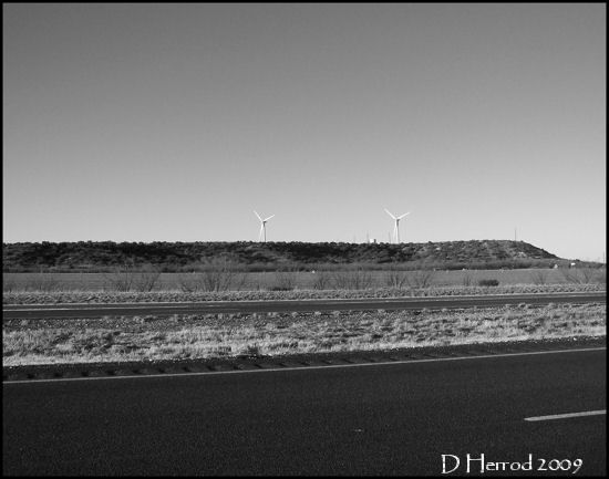Taken between Kermit and Odessa, TX.