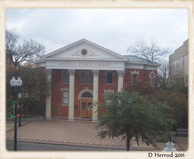 Carnagie History Center