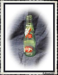 Dublin Dr Pepper Bottle