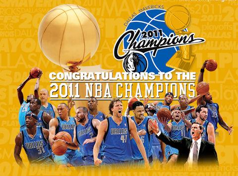 2011 NBA Champs