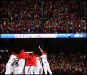 Rangers are headed to the World Series!