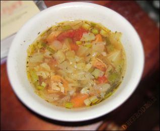 3 C Soup
