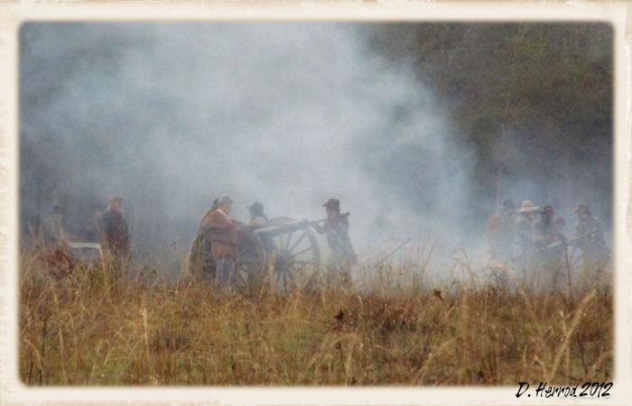 Confederate Cannon