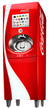 Coca-Cola Freestyle AKA death in a cup