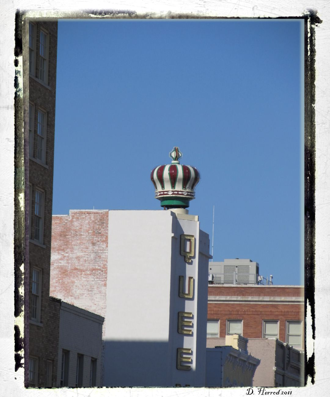 The Queen, Downtown Bryan, Texas