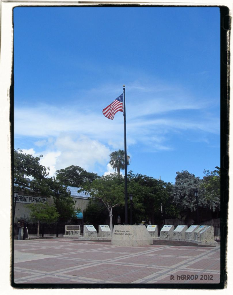 Florida Keys Historical Military Memorial