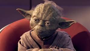 Jedi Master Yoda, from Star Wars