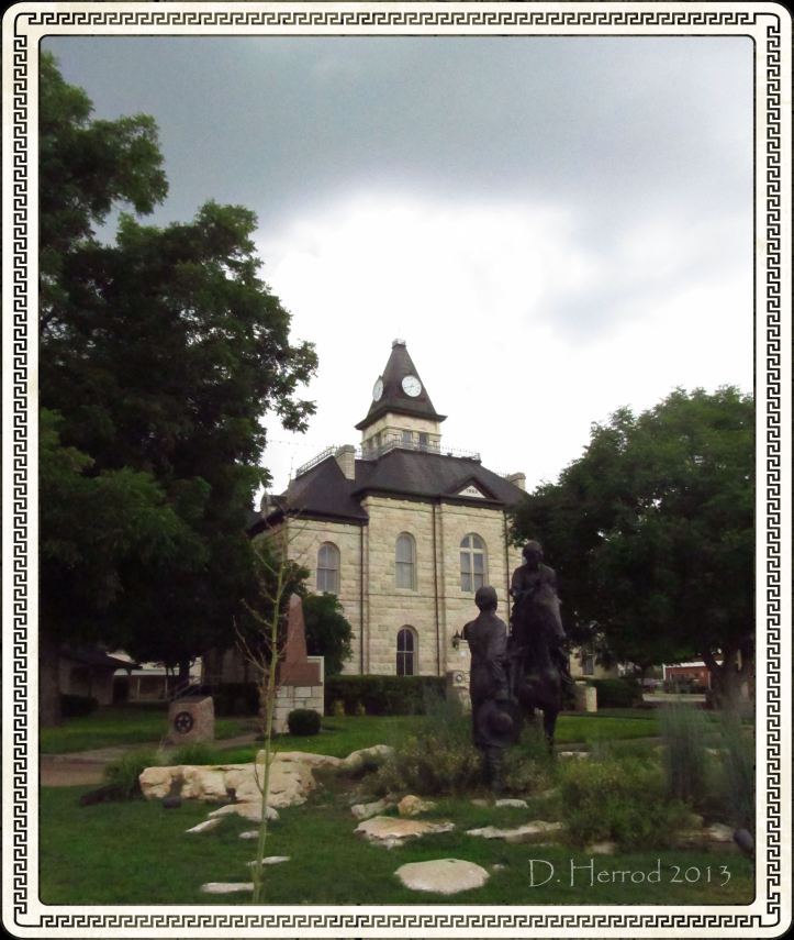 Somervell County Courthouse