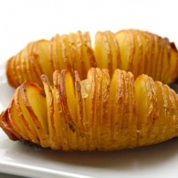hasselbackpotatoes