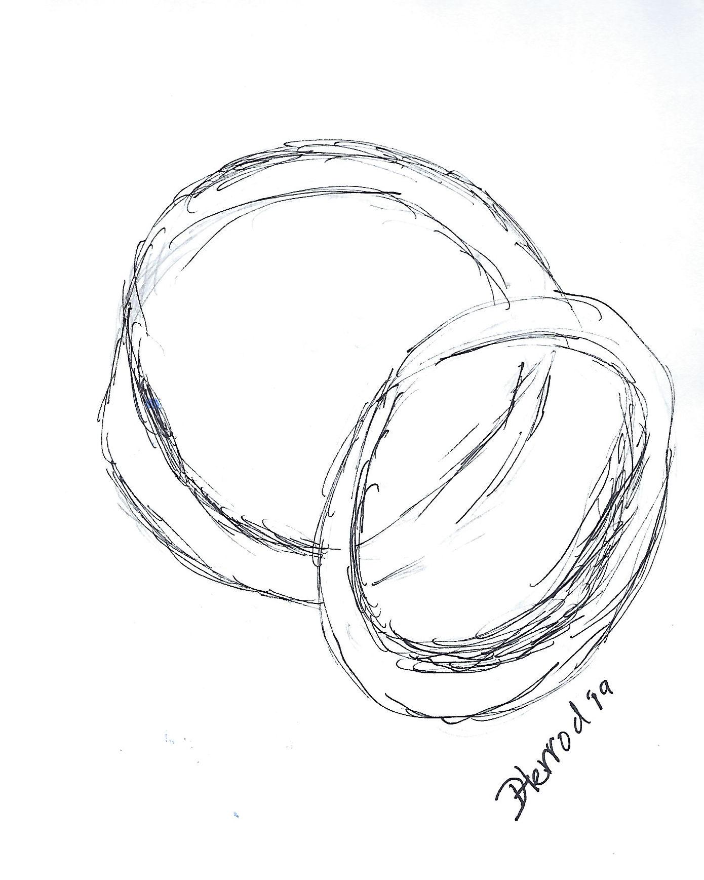 Drawing Line Art Inktober 2019