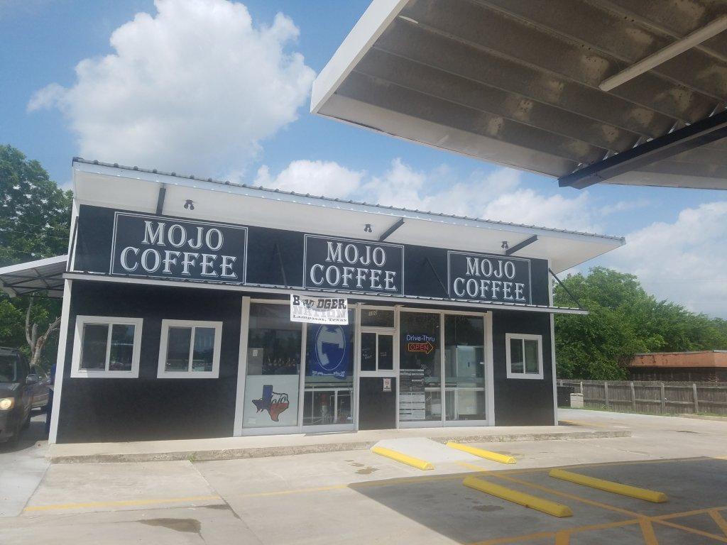 Mojo Coffee Lampasas
